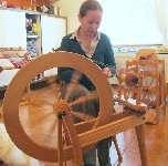 Individual spinning course January 2013