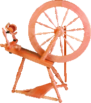 Elizabeth 2 Spinning Wheel