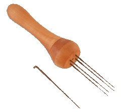 Felting Needle Punch with 5 needles